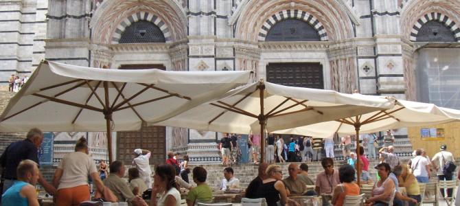 One wonderful week in Italy