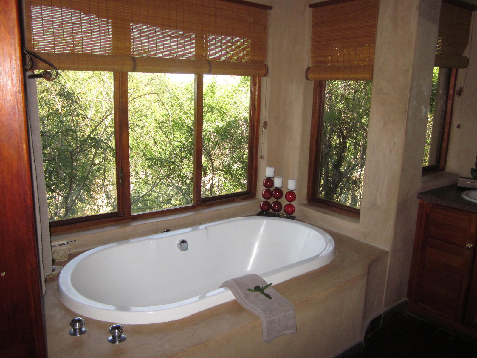 En Suite Bathroom South Africa: My South African Safari
