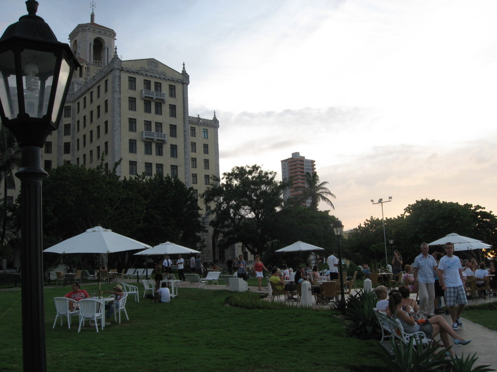 Lawns of the Hotel Nacional