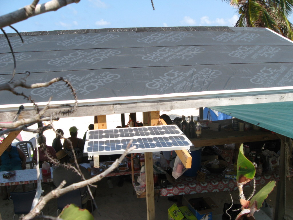 Solar heater panels