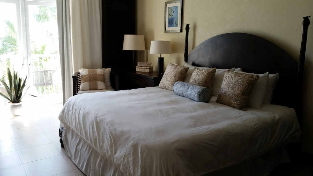 Bedroom in The Residences