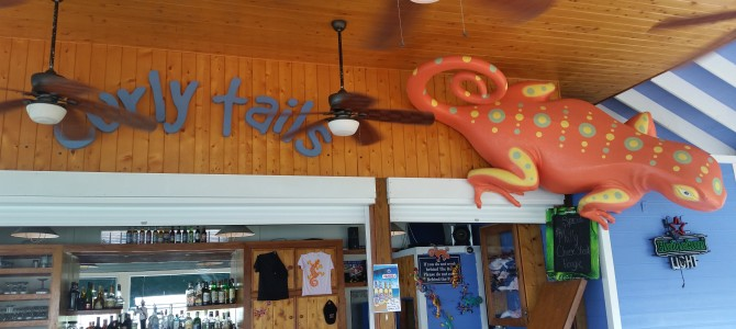 Four great beach bars in the Bahamas Out Islands