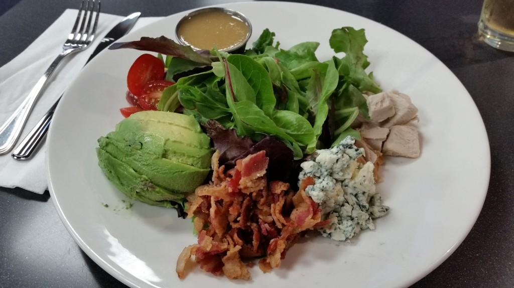 Cobb salad. Grade A