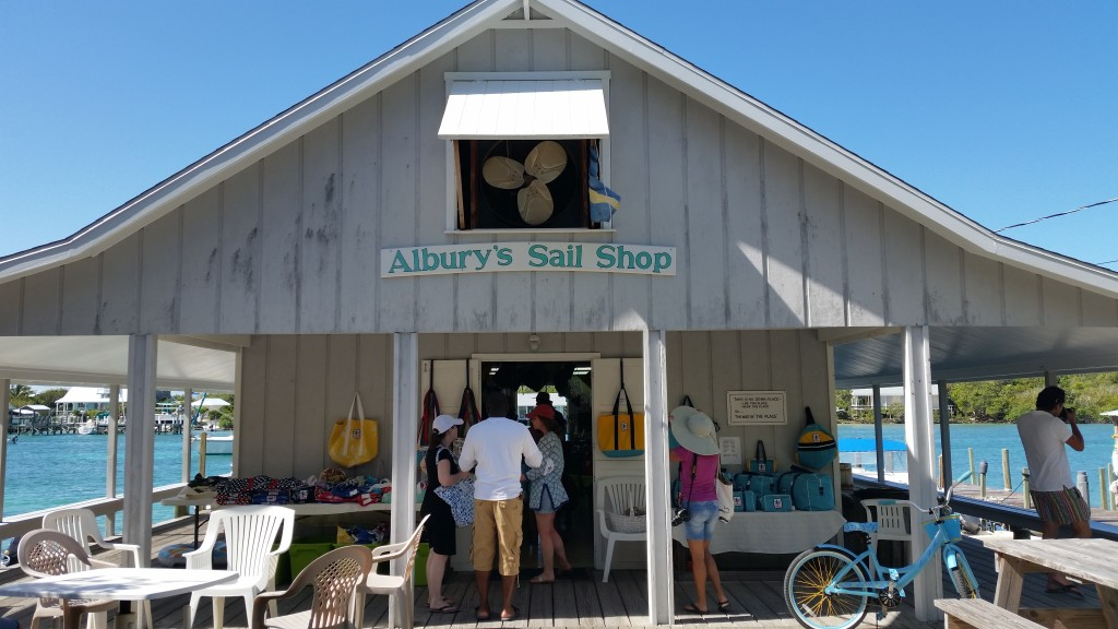 Albury's Sail Shop, Man-O-War Cay