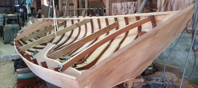 Boat building, a revered Bahamian tradition