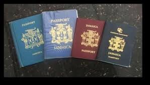 The evolution of the Jamaican passport