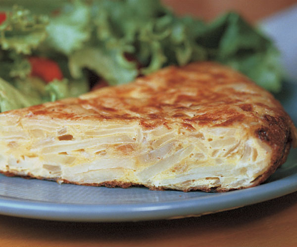 The Spanish Tortilla (Image source: www.finecooking.com)