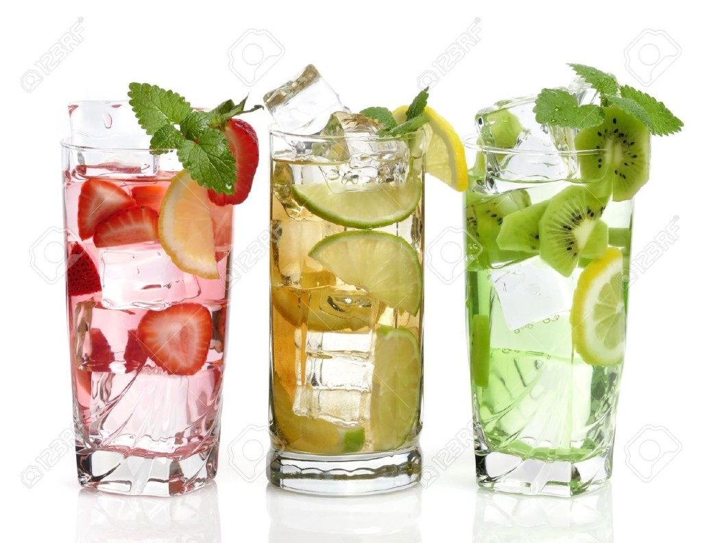 Always avoid ice cubes even if tempted to ask for them (Image source: www.123rf.com)