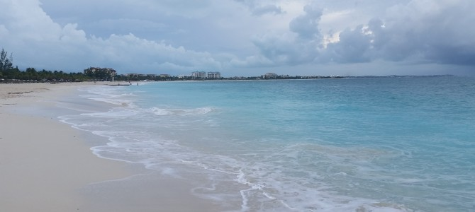 VIDEO POST: Grace Bay Beach, Turks and Caicos