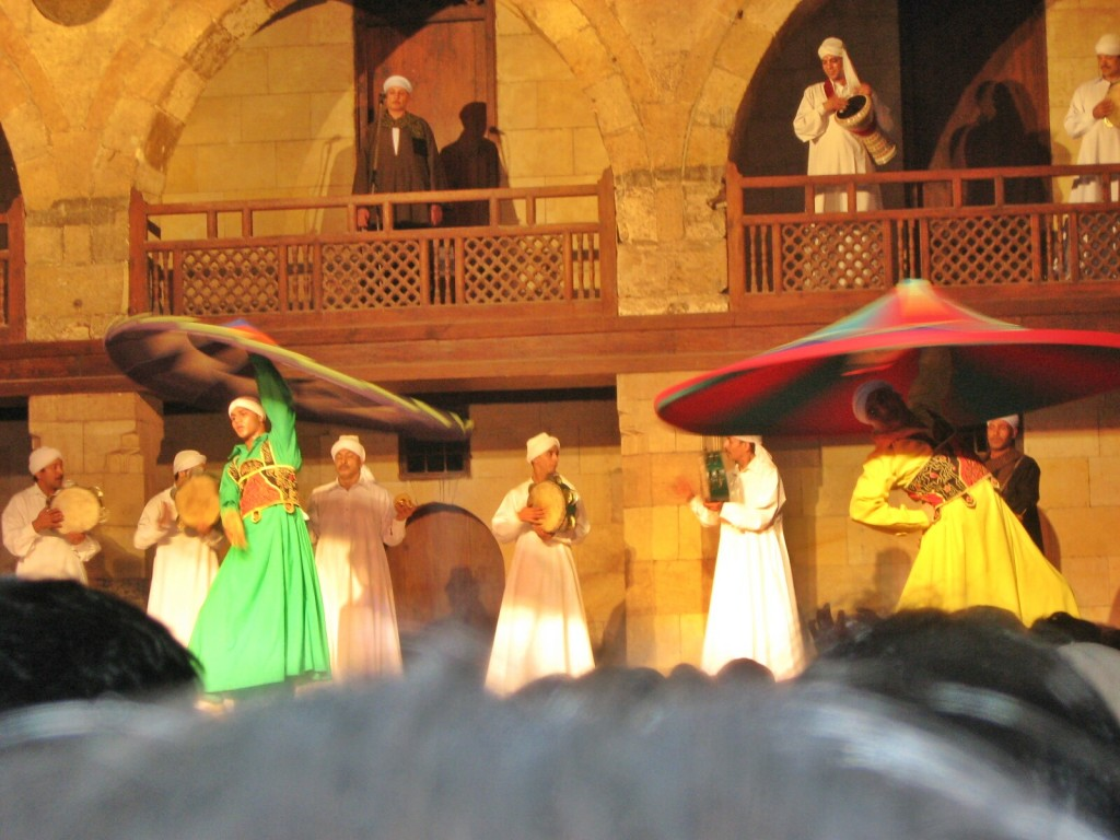 Sufi Dancers, Egypt