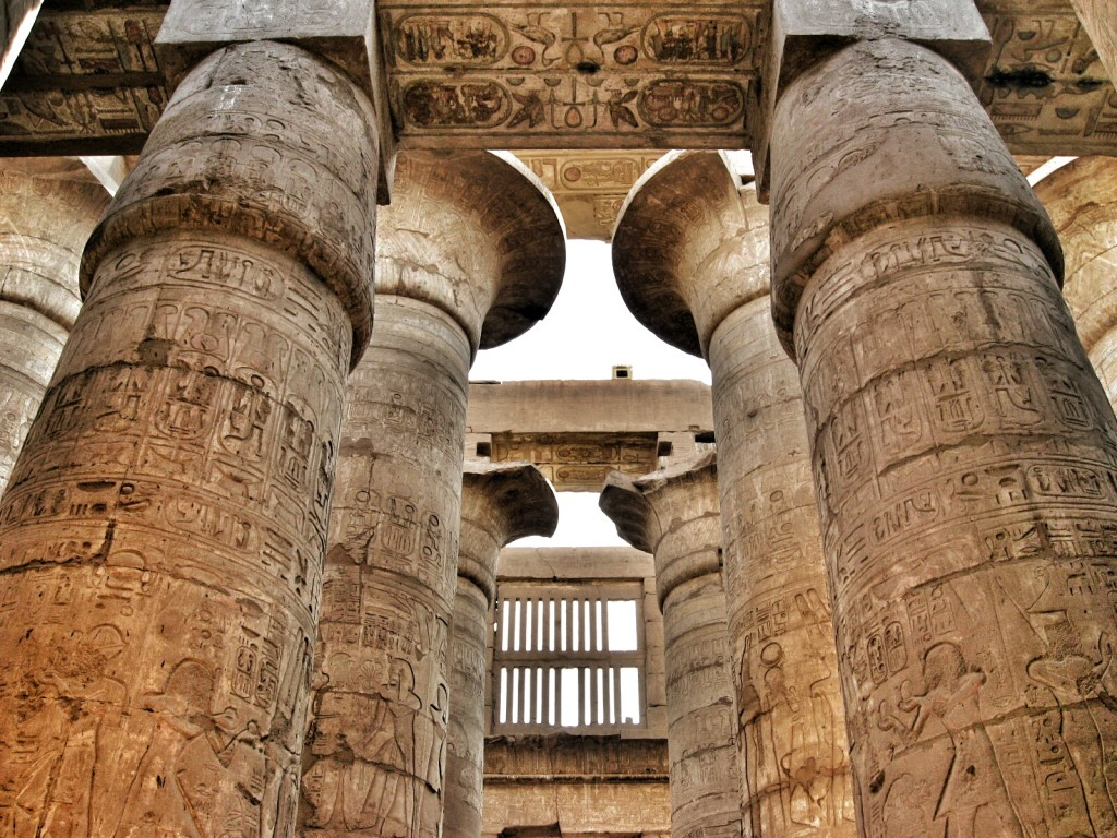 Karnak Temple, Egypt