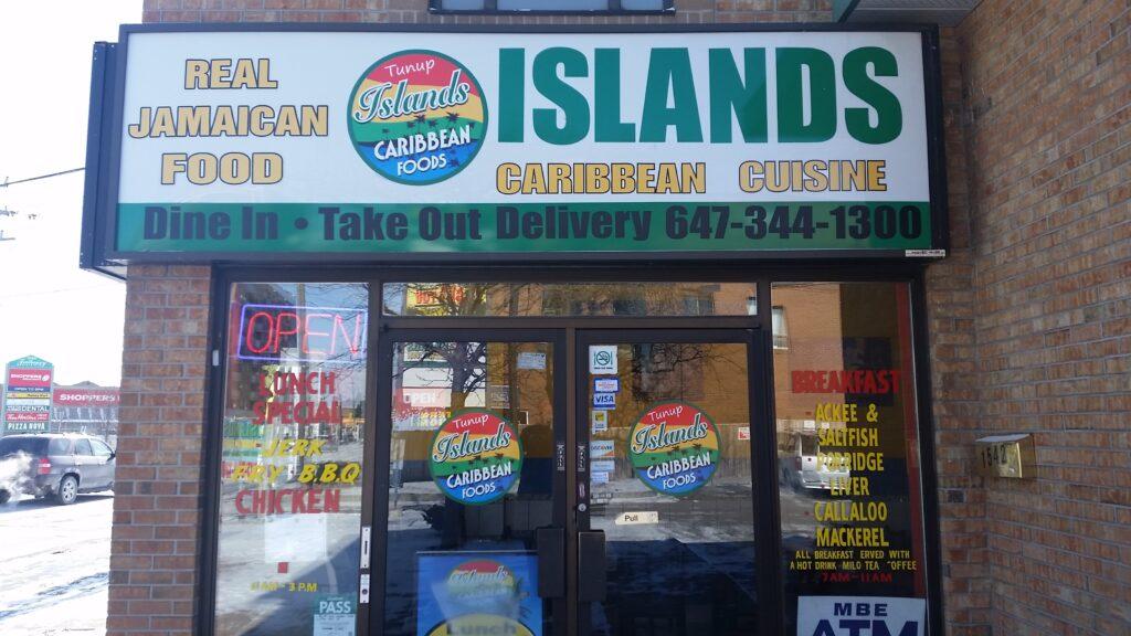 Tunup Islands Caribbean Foods