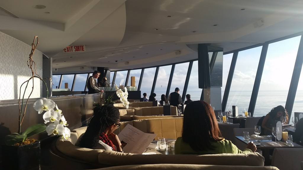 360 Restaurant at CN Tower, Toronto, Canada