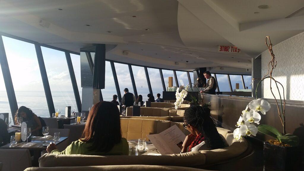 360 Restaurant at CN Tower, Toronto, Canada