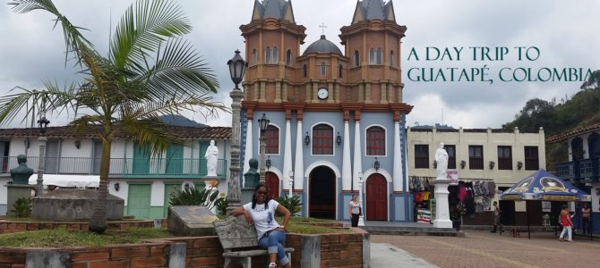 A day trip to Guatapé