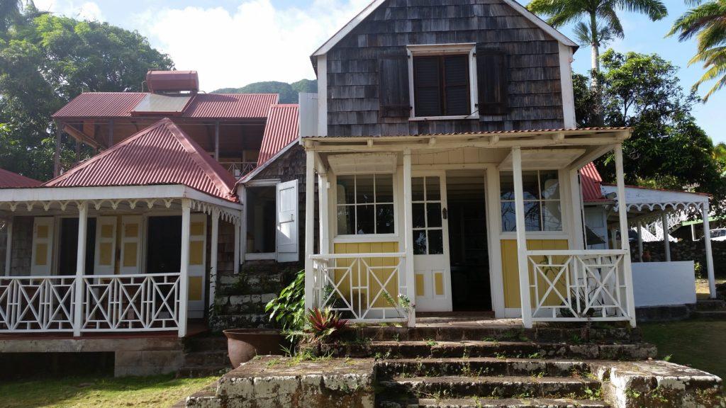 Hermitage Planatation Great House
