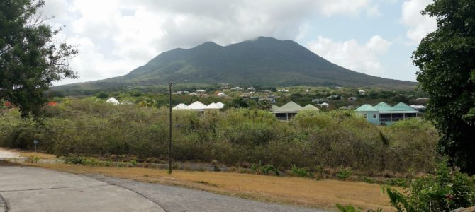Vacation like a celebrity in Nevis!