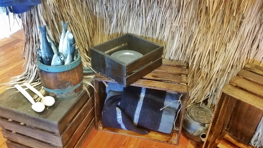 Artifacts of teh Calusa Indians