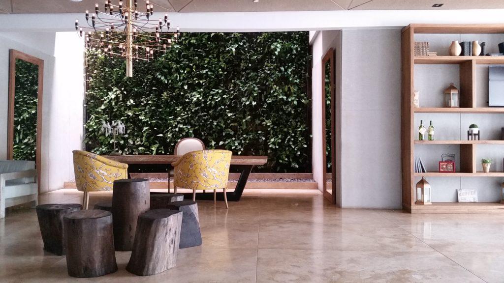 Lobby of Allure Chocolat, Cartagena