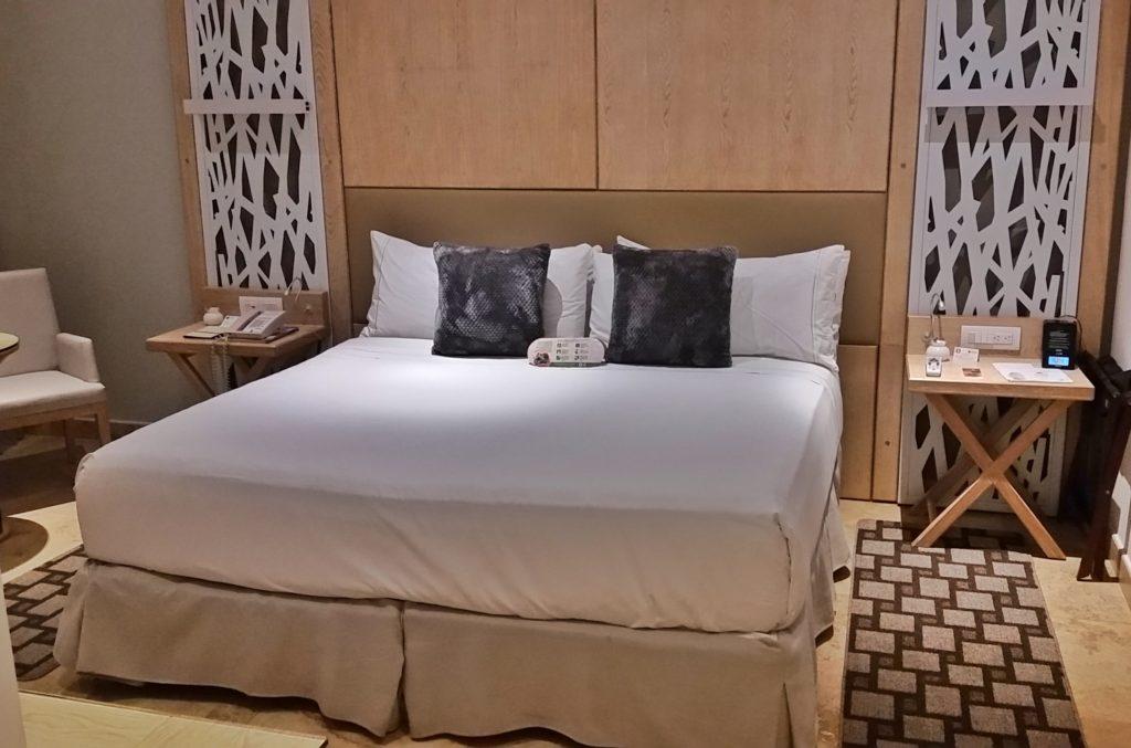 Hotel room at Allure Chocoat