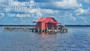 Historic fish house in Pine Island Sound, Florida