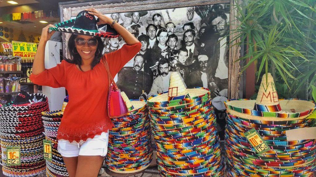 Mexican sombreros