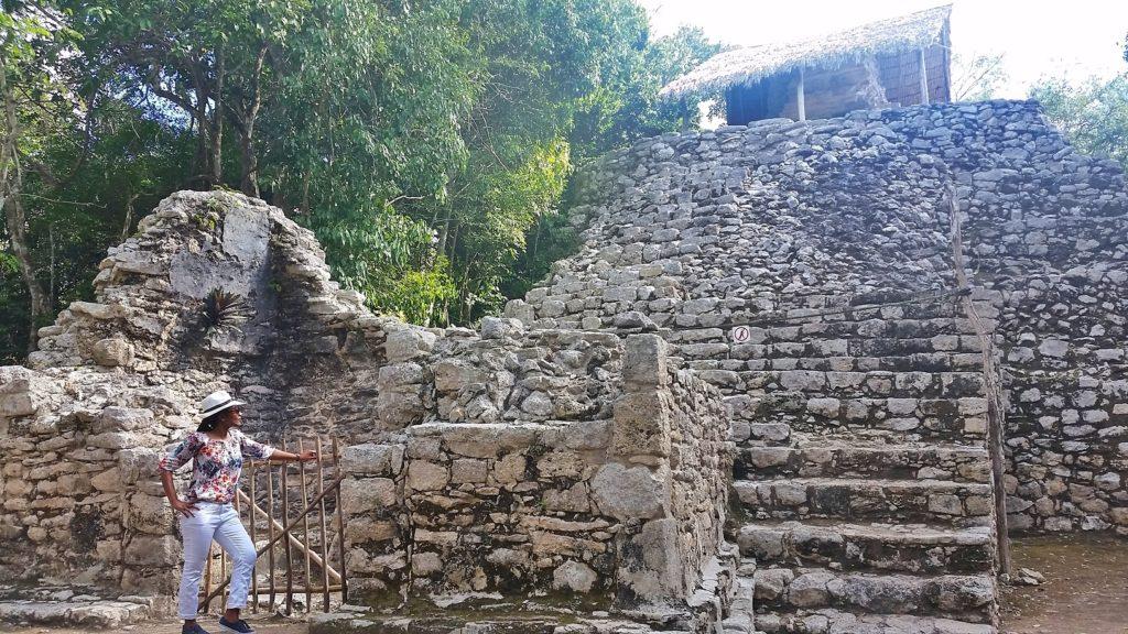 Cona Ruins, Mexico