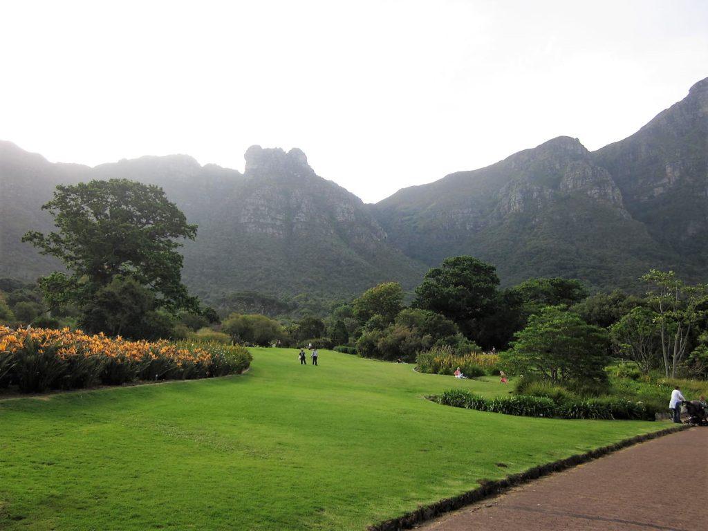 Kirstenbosch Botanical Gardens, South Africa