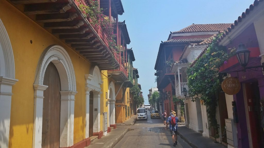 Walled City, Cartagena