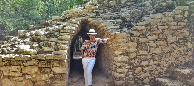 Three impressive ruins close to Playa del Carmen