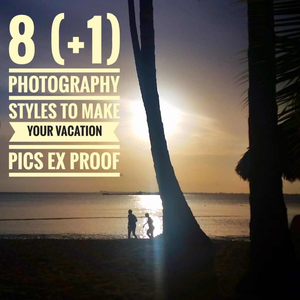 Tips to avoid having to worry about your ex in pictures