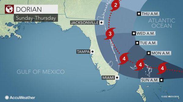 Hurricane season travel guide