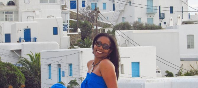 48 hours in Mykonos