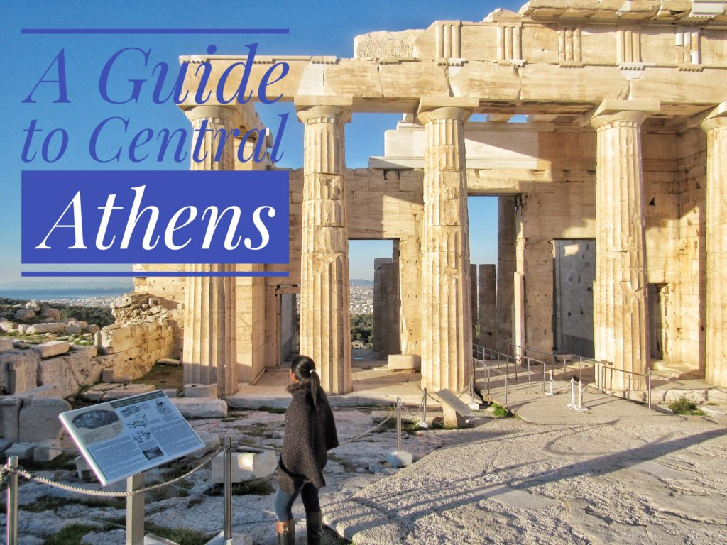 A guide to Central Athens_The Acropolis