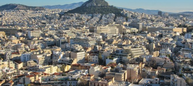 A guide to Central Athens
