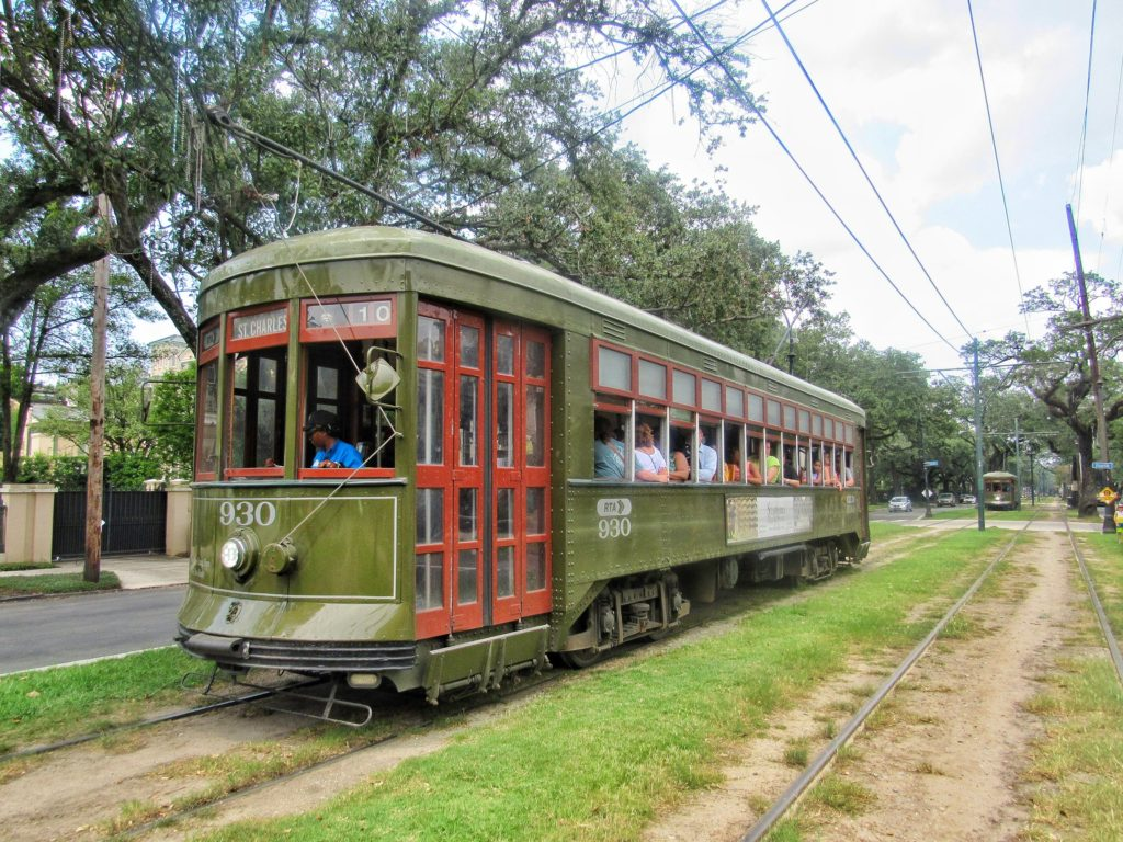 New Orleans Streer Car