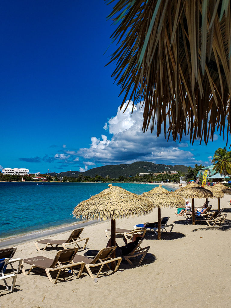 Laze on the Beach_St. Thomas
