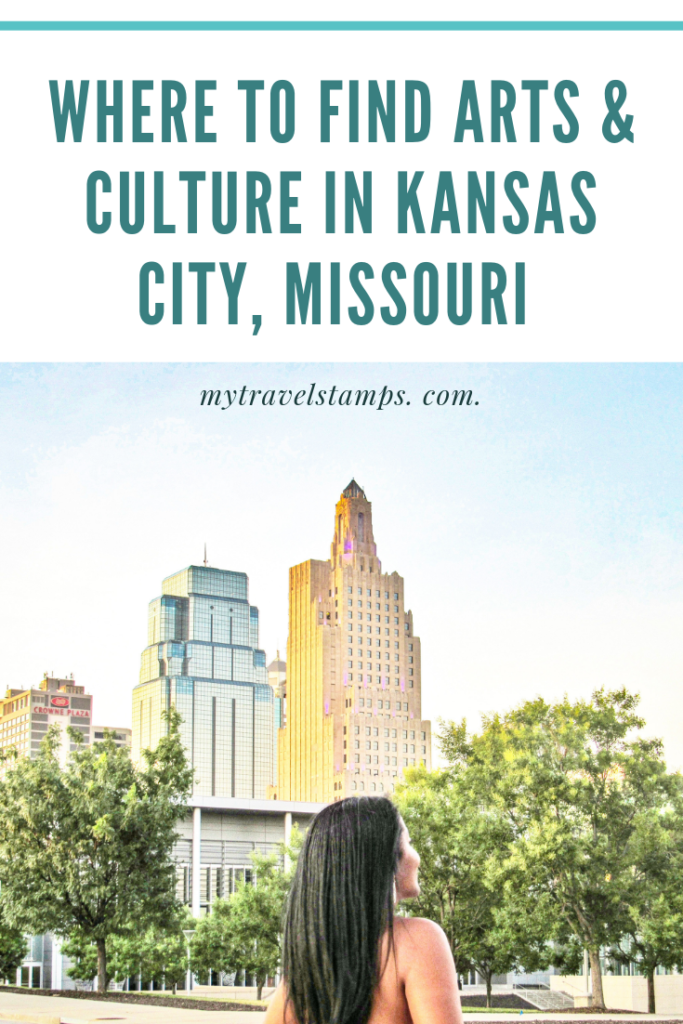 Kansas City arts and culture venues