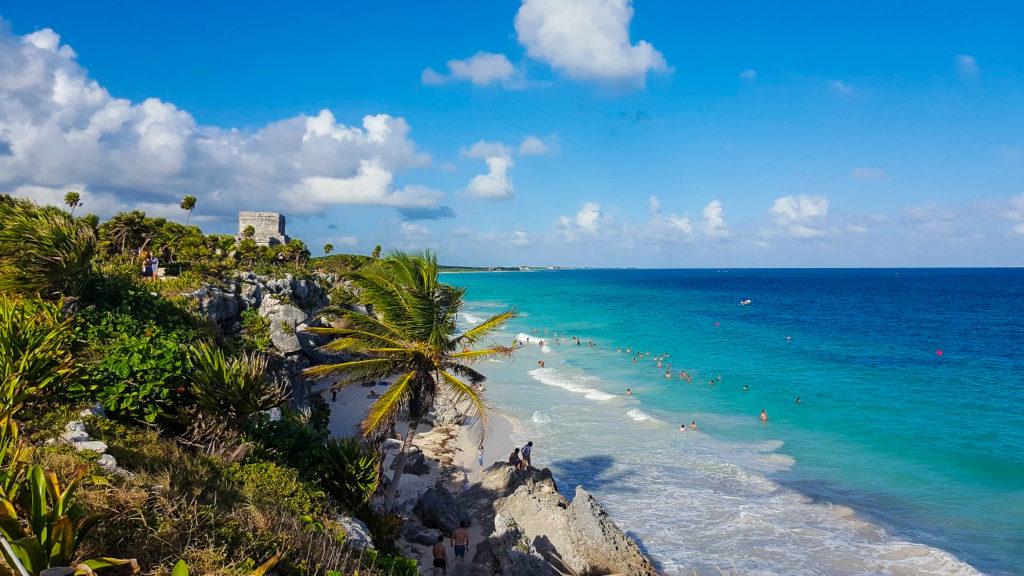 Paradise Beach_Tulum Mexico