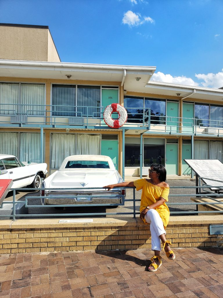 Lorraine Hotel where Martin Luther King was assasinated
